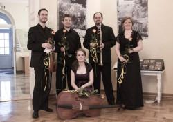 Koncert muzyki barokowej, zespol