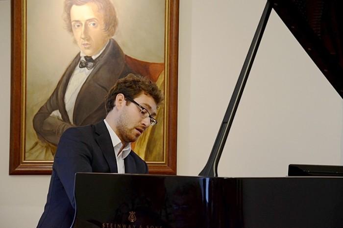 Recital chopinowski  Karola Szymanowskiego