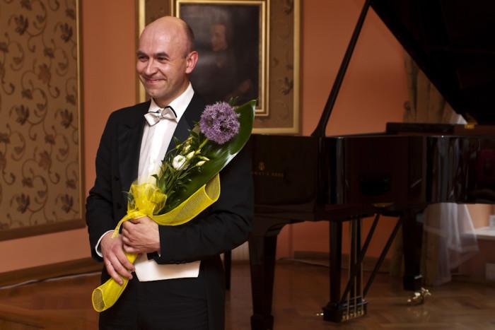 Paweł Rydel – recital fortepianowy