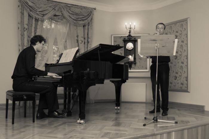 Muzyczne Impresje na Róg i Fortepian