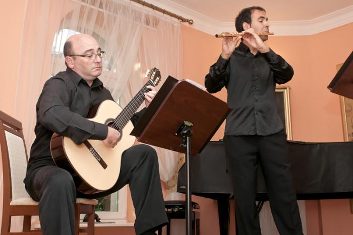 Hiszpański wieczór z muzyką mistrzów