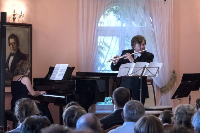Mozart i Mendelssohn