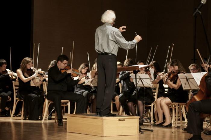 Młodzieżowa Orkiestra Symfoniczna z Pampeluny w Toruniu