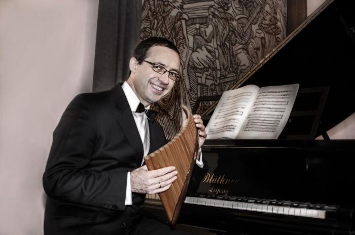 Muzyczne fascynacje Fletnią Pana