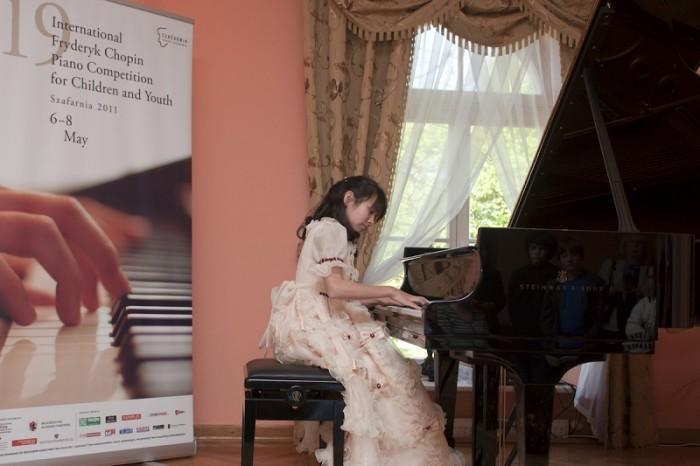 19 Międzynarodowy Konkurs Pianistyczny dla Dzieci i Młodzieży