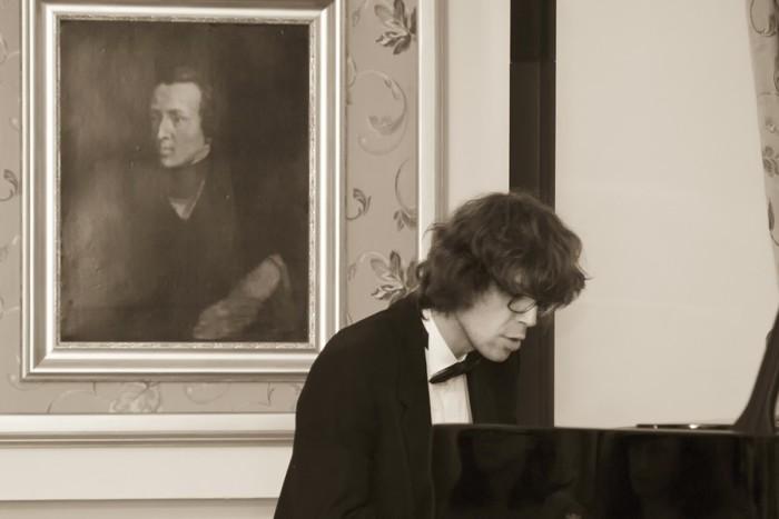 Radosław Kurek – recital fortepianowy
