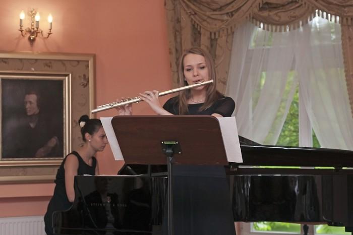 """Koncert charytatywny na rzecz hospicjum """"Nadzieja"""" dedykowany pamięci Ołeny Bożemskiej"""