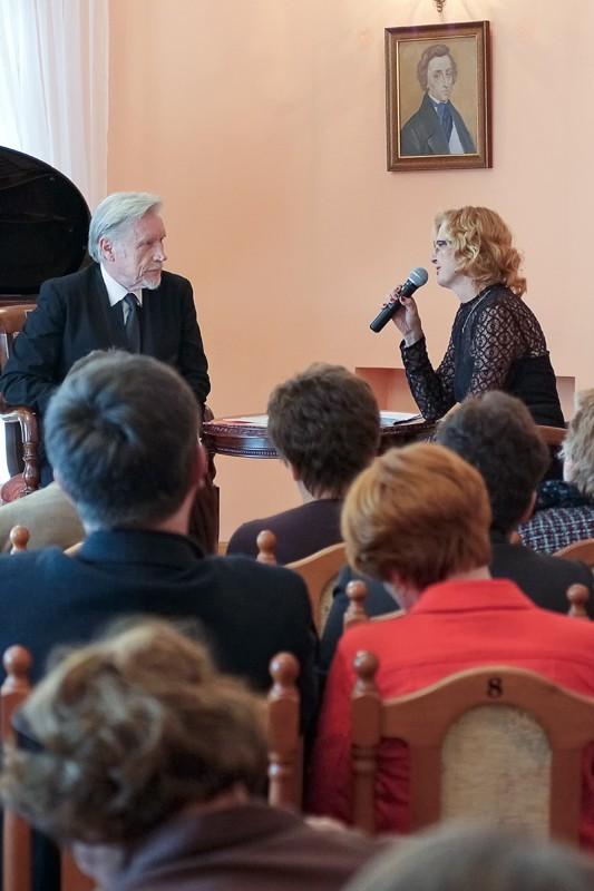 Impresje na utworach Chopina Recital fortepianowy Marka Tomaszewskiego