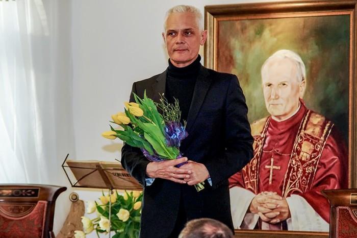 Otwarcie Salonu poetyckiego Cztery Pory Roku Myśleć sercem – papieskie inspiracje