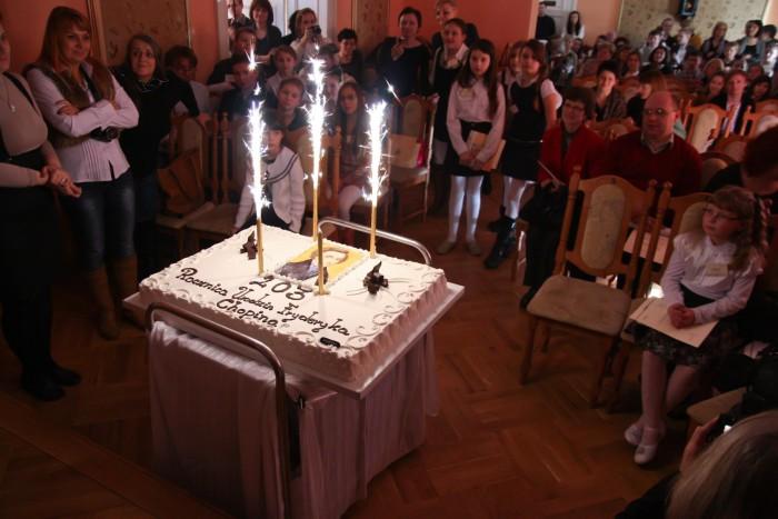 203 Rocznica Urodzin Fryderyka Chopina