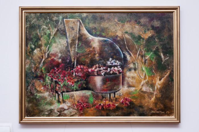 Wernisaż wystawy Malowanie jak Canzona