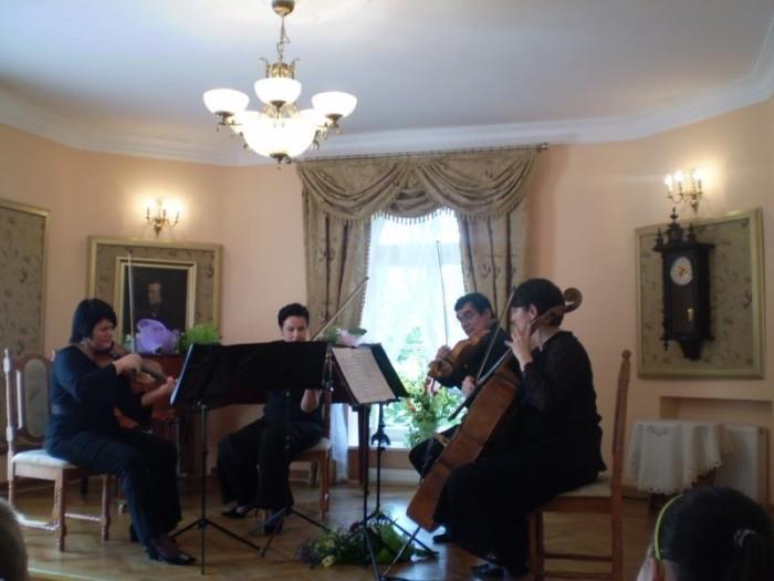 Toruński Kwartet Smyczkowy