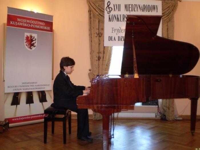 Międzynarodowy Konkurs Pianistyczny dla Dzieci i Młodzieży im. F.Chopina