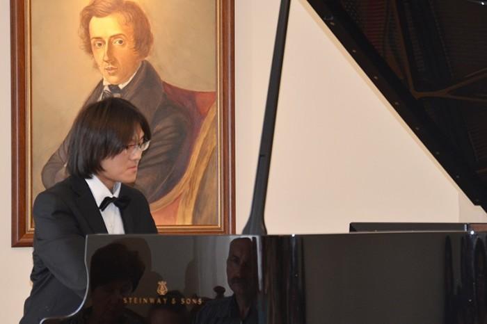 Recital chopinowski