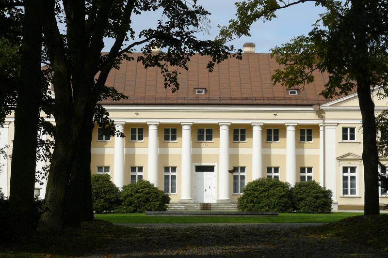 Kikół - Pałac - fot. G.Spychała