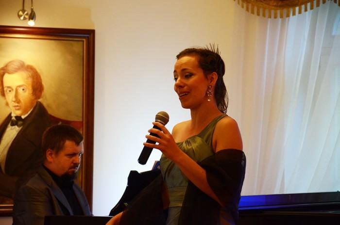 Roztańczone Eurydyki czyli wieczór z piosenkami  Anny German