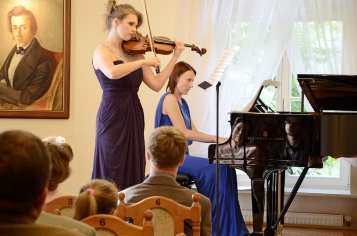 Perły muzyki polskiej i niemieckiej