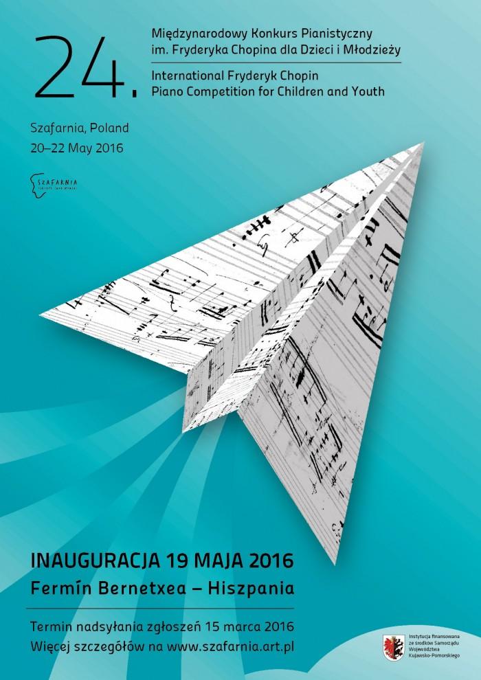 24. Międzynarodowy Konkurs Pianistyczny – Przesłuchania Konkursowe I grupy wiekowej