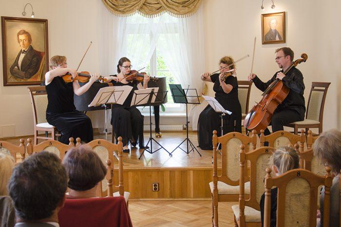Paul Kletzki Quartett