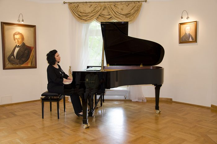 Holidays with Chopin