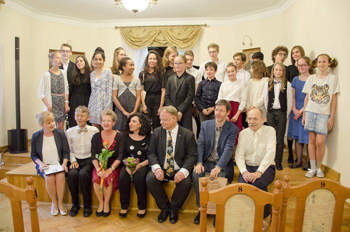 Koncert Uczestników Międzynarodowego Kursu Mistrzowskiego