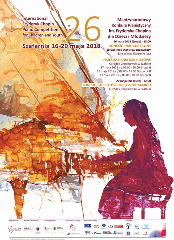 Programme of the prizewinners concert