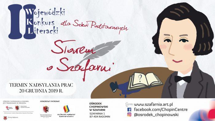 Rozstrzygnięcie II Wojewódzkiego Konkursu Literackiego