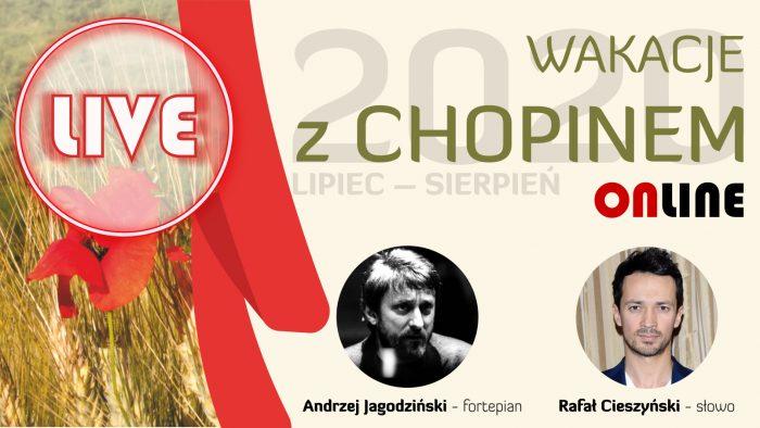 Wakacje z Chopinem: Andrzej Jagodziński i Rafał Cieszyński