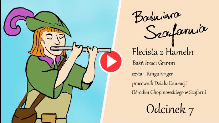 Baśniowa Szafarnia – Odcinek 7