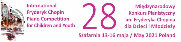 28. Międzynarodowy Konkurs Pianistyczny w Szafarni