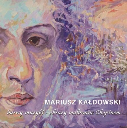 Obraz malowany Chopinem