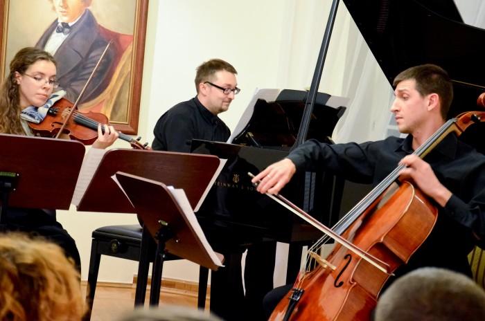 Dwa oblicza romantyzmu Schubert i Dvořák