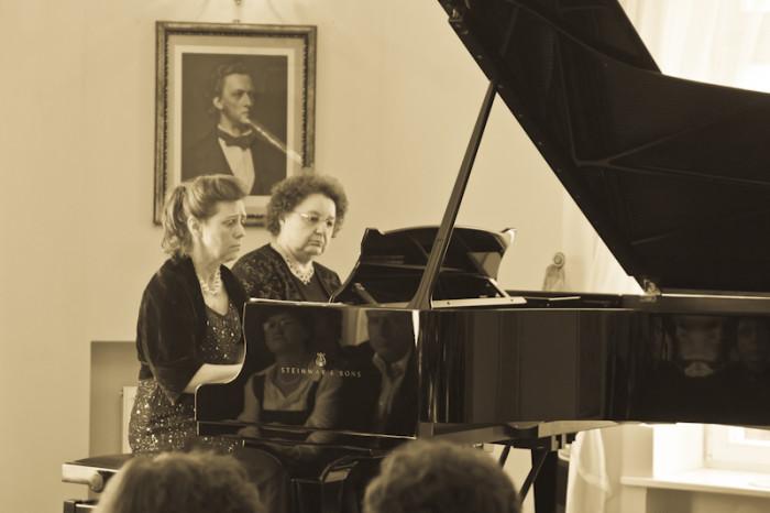 Grajmy razem – Duet fortepianowy