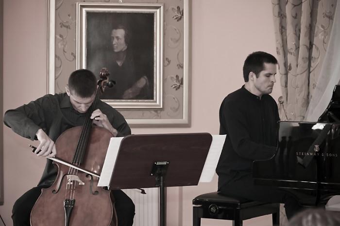 Sonaty na fortepian i wiolonczelę