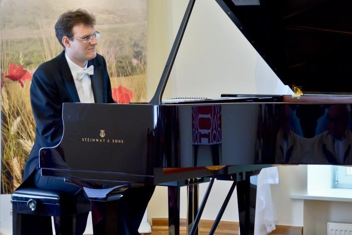 Wakacje z Chopinem Recital Chopinowski